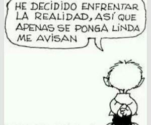 mafalda and realidad image