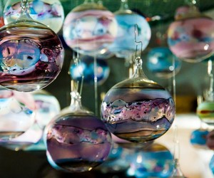 bauble, glass, and celebrate image