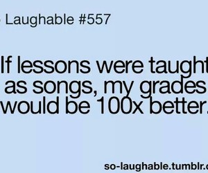 song, teenager post, and grades image