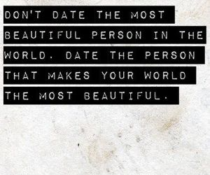 beautiful, date, and person image