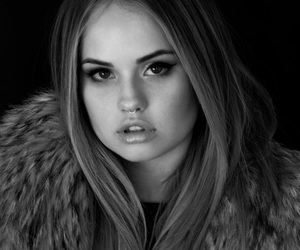 debby ryan, black and white, and celebrity image