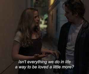 love, quotes, and movie image