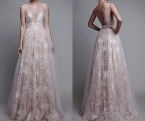 ball gown, fancy, and clothes image
