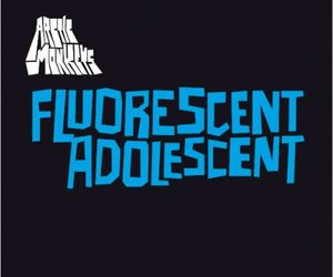 jamie cook, fluorescent adolescent, and alex turner image
