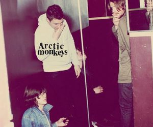 arctic monkeys, humbug, and alex turner image