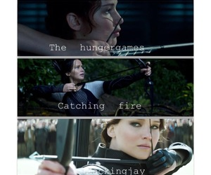 katniss everdeen and the hungergames image