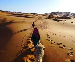 Sahara, désert, and lové image