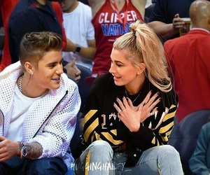 manip, justin bieber, and hailey baldwin image