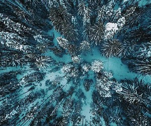 blue, hipster, and winter image