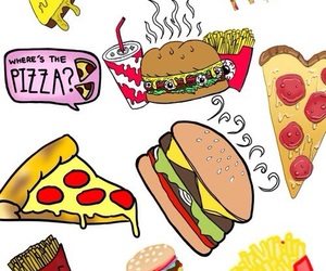 wallpaper and food image