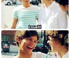 larry stylinson, larry, and one direction image