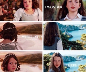 georgie henley, the chronicles of narnia, and lucy pevensie image