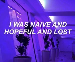 purple, aesthetic, and alternative image