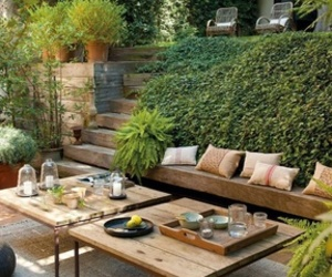 garden, home, and design image