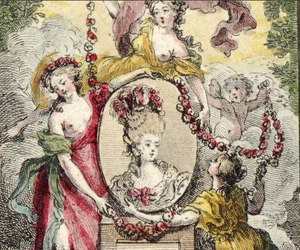 18th century, allegory, and art image