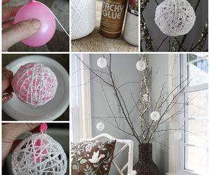 diy, christmas, and decoration image