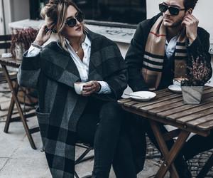 fashion, blogger, and couple image