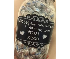 kiss, kisses, and quotes image
