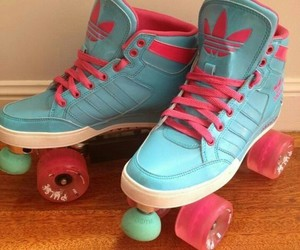 patins and love image