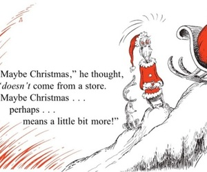 christmas, grinch, and quote image