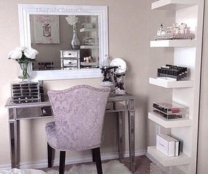 beauty, decor, and girly image