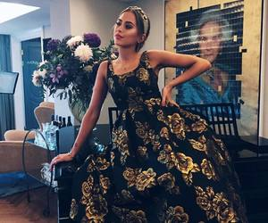 fashion, dress, and pretty image