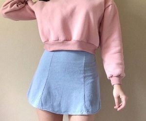 fashion, pink, and aesthetic image