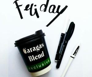 friday and lettering image