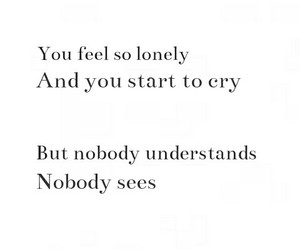 cry, life, and lonely image