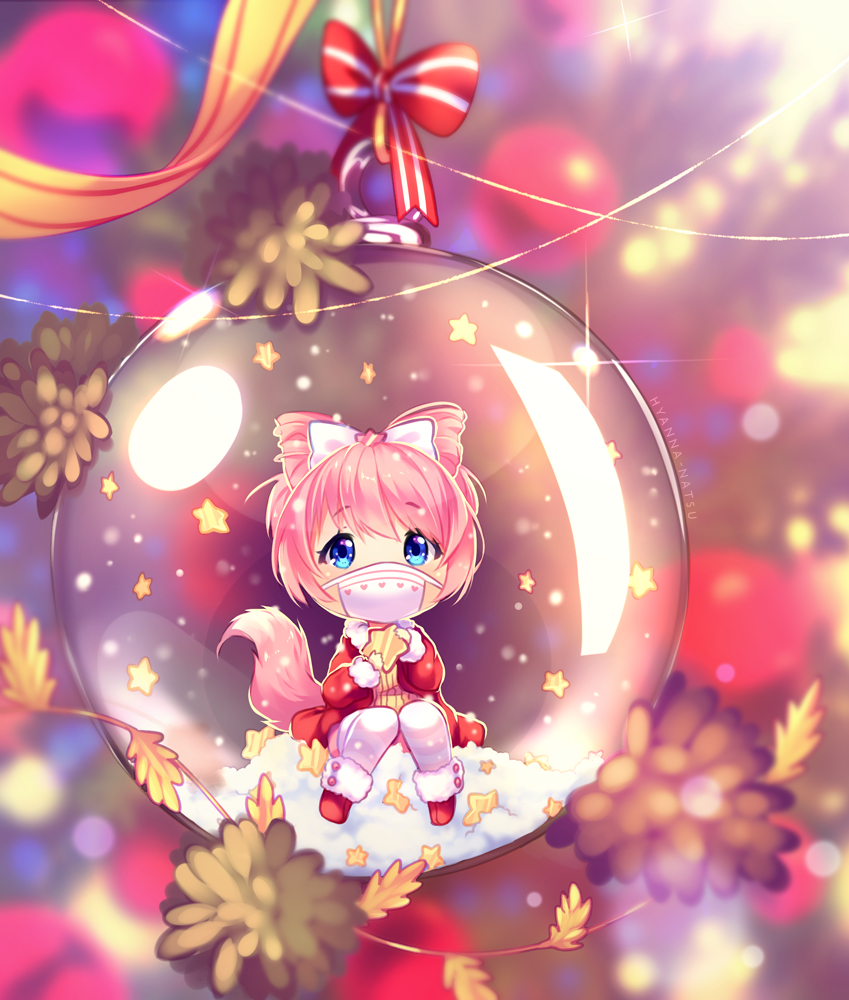 192 images about ♛ Anime Merry Christmas Girl ♛ on We Heart It ...