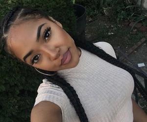 beauty, tumblr, and melanin image