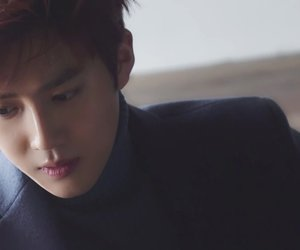 asian, junmyeon, and suho image