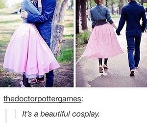 cosplay, doctor who, and tenrose image