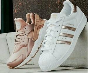 adidas, shoes, and nike image