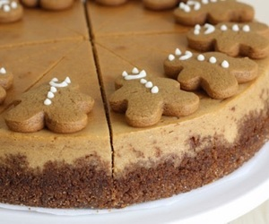 cake, food, and christmas image