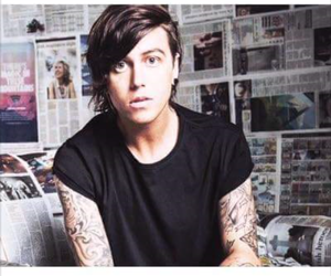 kellin quinn and sleeping with sirens image