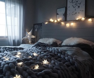 light, room, and decor image