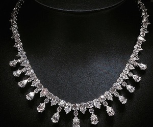luxury, necklace, and accessories image