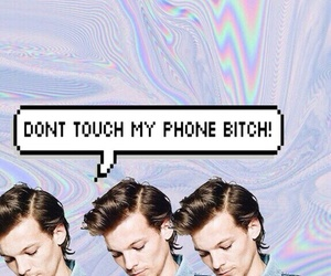 louis tomlinson, one direction, and wallpaper image