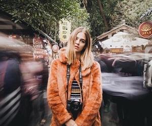 blonde, fabulous, and fashion image