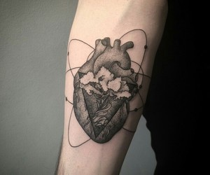 art, heart, and science image