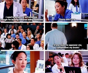 Best, funny, and sandra oh image