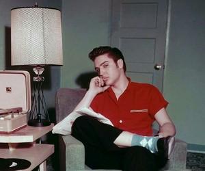 elvis, Elvis Presley, and king image
