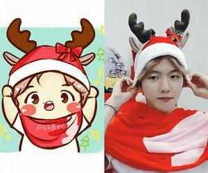 baekhyun, exo, and exol image