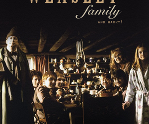 harry potter and weasley family image