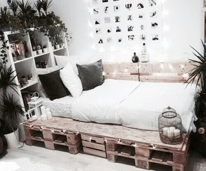 aesthetic, decor, and grey image
