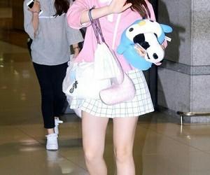 kpop, airport fashion, and ioi image