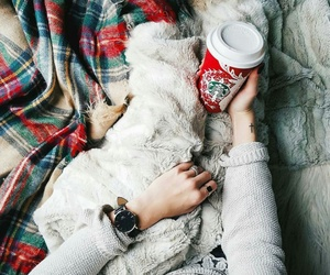 coffee, weheartit, and winter image