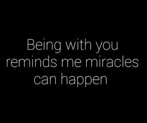 miracles, quotes, and love image