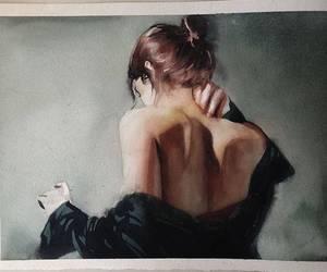 alternative, art, and girl image